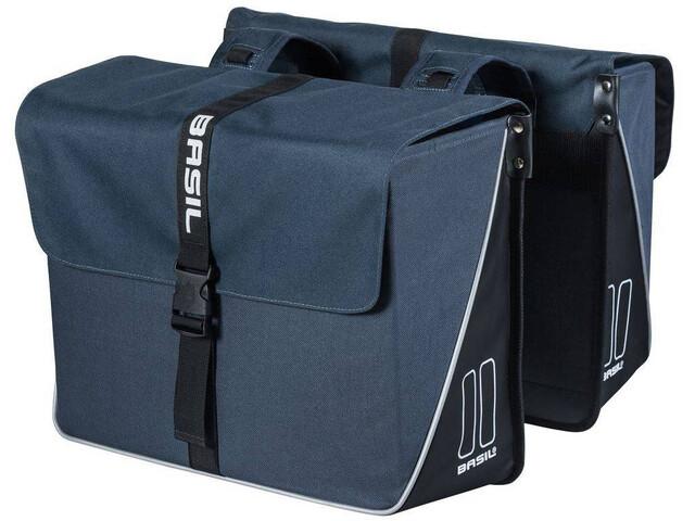 Basil Forte - Sac porte-bagages - 35l bleu